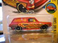 Custom 69 Volkswagen Squareback