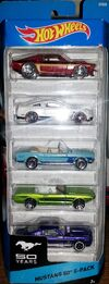 HW-2014-BFB29-Mustang 50th-5Pack
