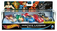Justice League 5-Pack (2015)