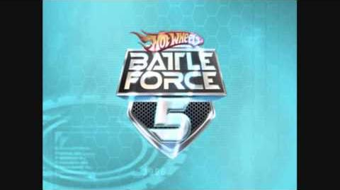 Hot wheels Battle Force 5 Soundtrack Buster Bash
