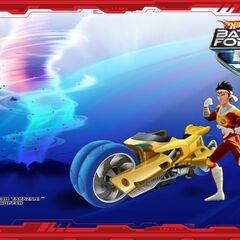 Hot Wheels Battle Force 5 Zoom - 0425