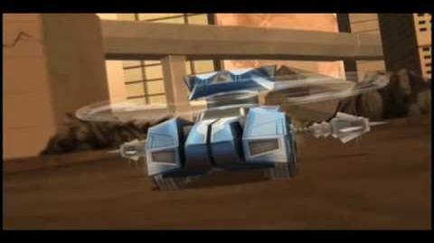 Hot Wheels Battle Force 5 - Trailer - Wii NDS