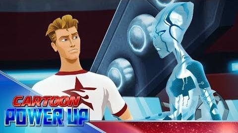 Episode 1 - Hot Wheels FULL EPISODE CARTOON POWER UP