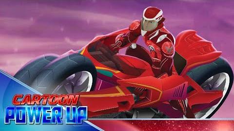 Episode 14 - Hot Wheels FULL EPISODE CARTOON POWER UP