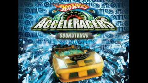 Acceleracers Soundtrack-Tearin' Up the Streets