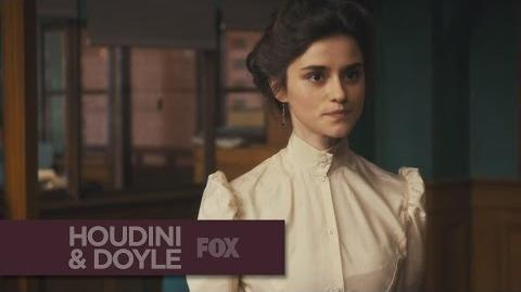 "HOUDINI & DOYLE - Honored from ""The Maggie's Redress"" - FOX BROADCASTING"