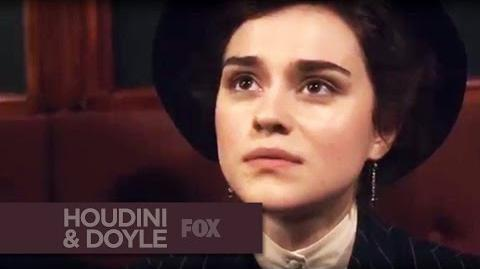 "HOUDINI & DOYLE - A Truth Trade from ""A Dish of Adharma"" - FOX BROADCASTING"
