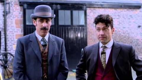 Houdini & Doyle trailer