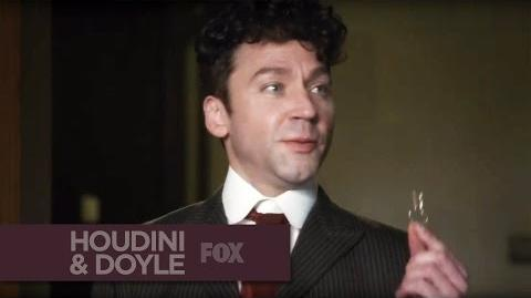 "HOUDINI & DOYLE - On The Outside from ""The Maggie's Redress"" - FOX BROADCASTING"