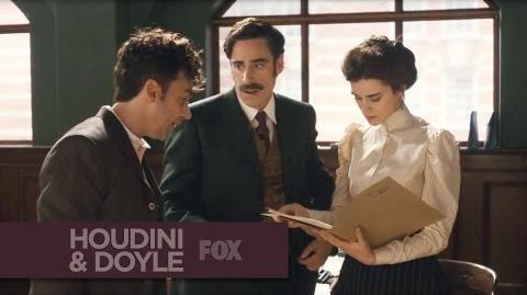 "HOUDINI & DOYLE - Sneak Peek- ""The Maggie's Redress"" - FOX BROADCASTING"