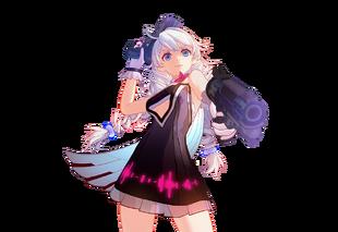 Diva of Houkai World