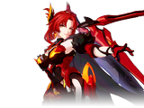 Scarlet Knight - Striker Flame