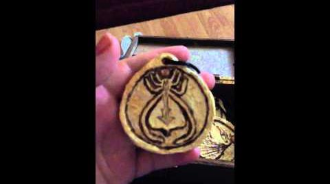 My house of anubis amulets