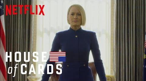 House of Cards The Final Season Netflix