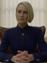 President Claire Underwood