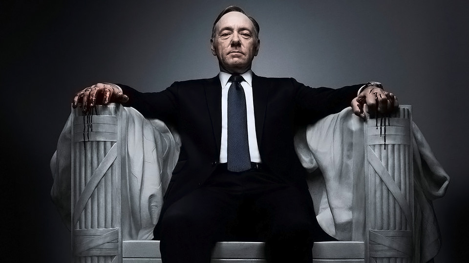 Exceptional House Of Cards Frank Underwood Promo