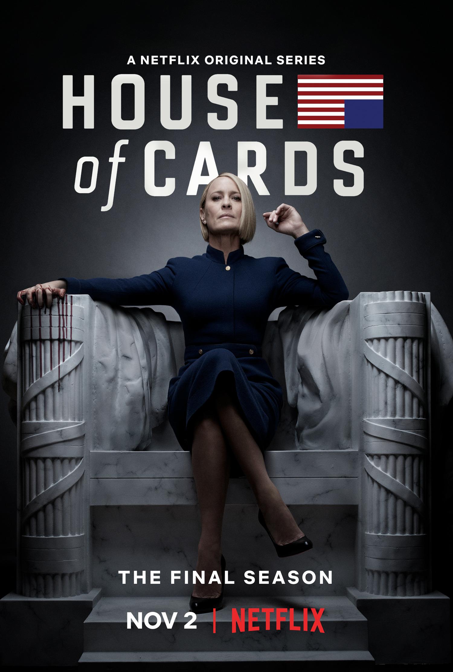 Season 6 House Of Cards Wiki Fandom Powered By Wikia