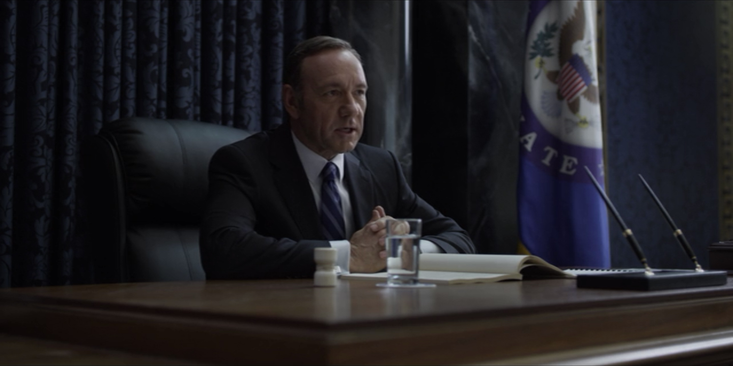 Frank Underwood | House of Cards Wiki | FANDOM powered by Wikia