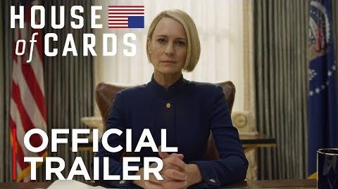 House of Cards Season 6 Official Trailer HD Netflix