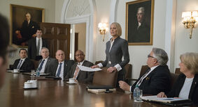 House of Cards Season 6 promotional photo