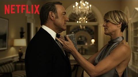 House of Cards - Temporada 3 - Trailer oficial legendado - Netflix HD