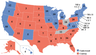United States presidential election 2016 House of Cards Wiki