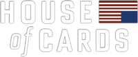 House of Cards U.S. logo