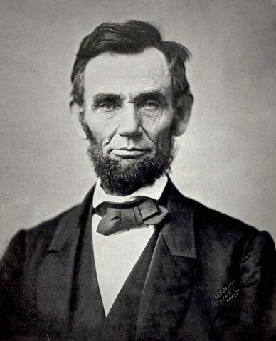File:Abraham Lincoln (2).jpg
