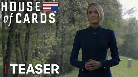 House Of Cards Teaser Grave HD Netflix