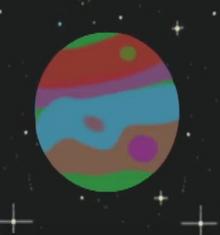 Planet Xacoflax