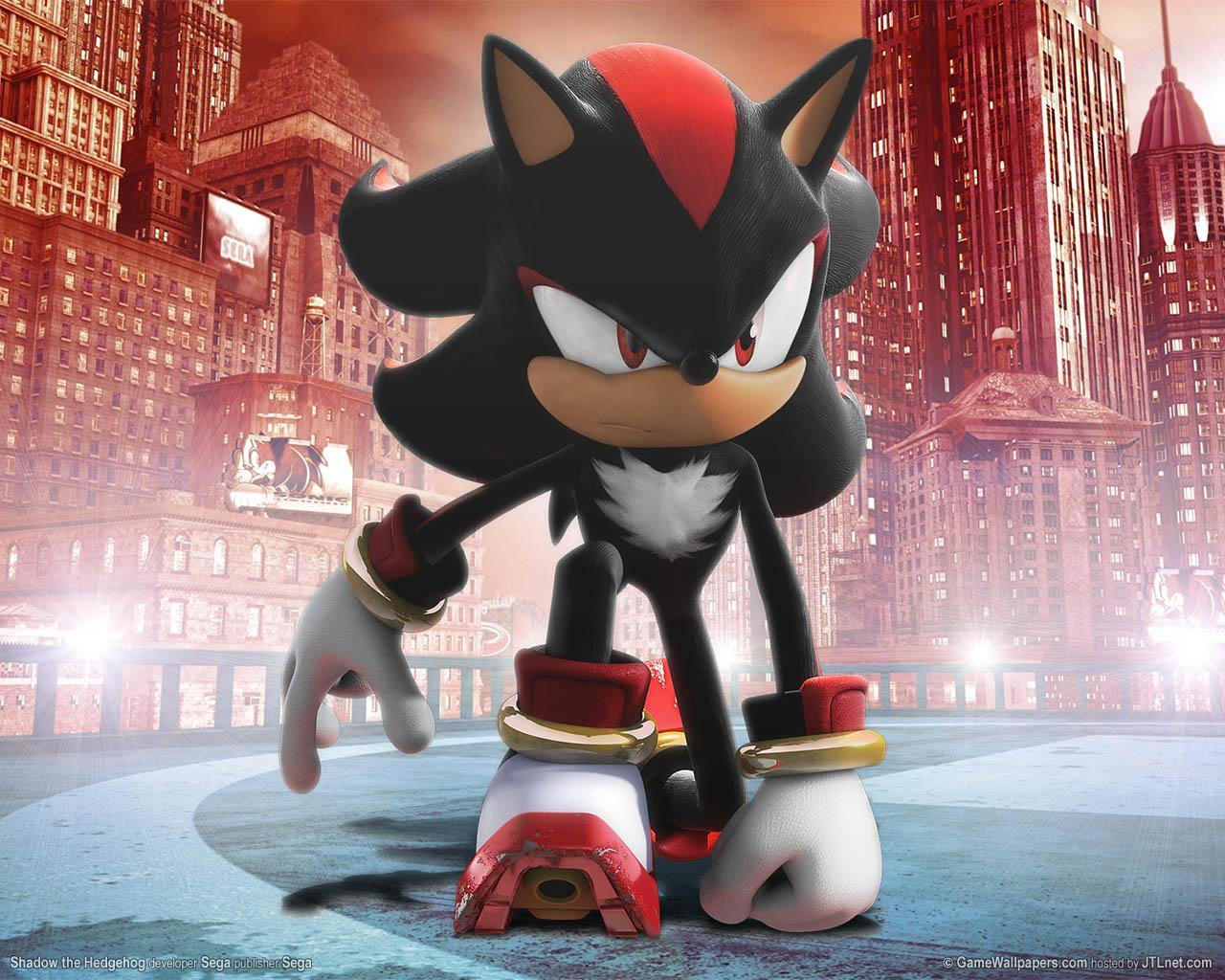 Shadow The Hedgehog Sega Wiki Fandom Powered By Wikia