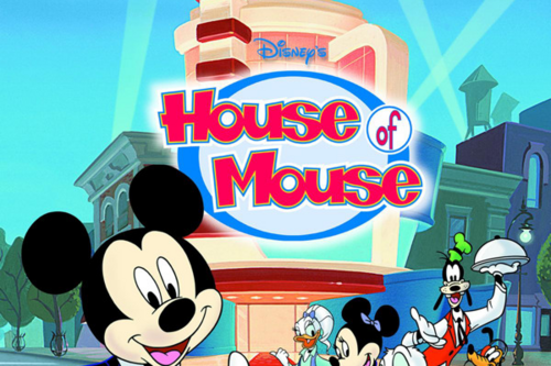Wiki House of Mouse