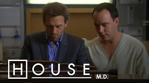House Plays Piano With Patient - House M.D