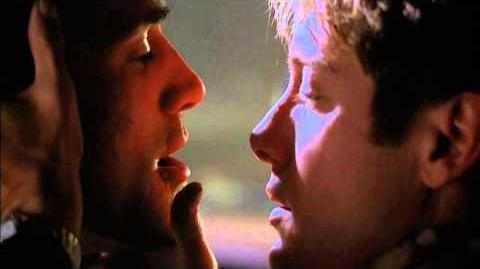 Crash (1996) - Gay Scene - James Spader & Elias Koteas