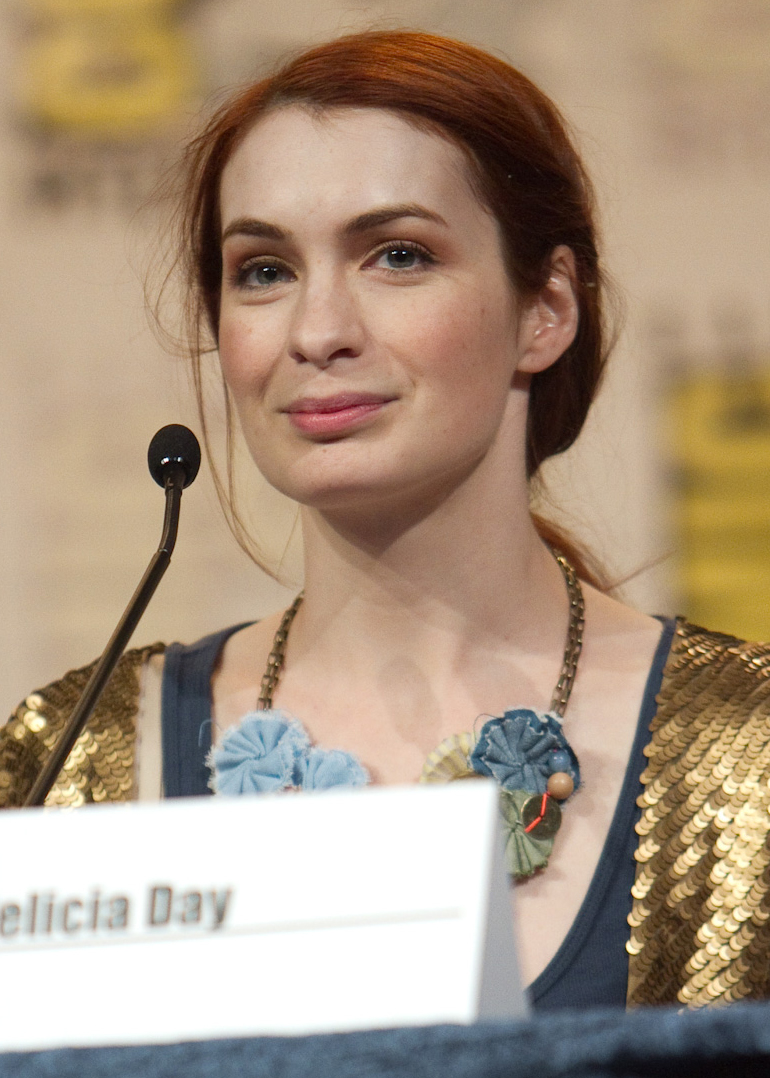 Watch Felicia Day video