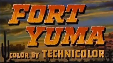 Fort Yuma (1955) Peter Graves, Joan Vohs, John Hudson WESTERN