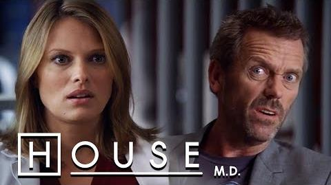 A Newbie Can't Take The Heat - House M.D