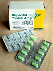 Risperdal tablets