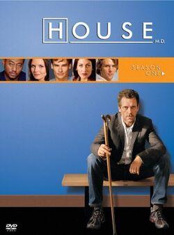 HousePosterSeason1