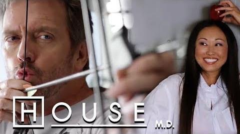 Target practice - House M.D