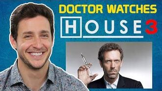 Real Doctor Reacts to HOUSE M.D