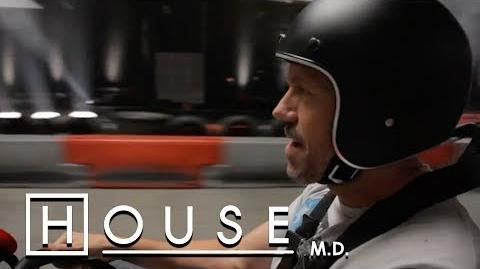 House On Wheels - House M.D.