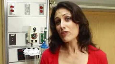 Lisa Edelstein - Interview 'Who's your daddy'