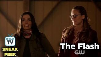 "The Flash 5x09 Sneak Peek 3 ""Elseworlds, Part 1"""