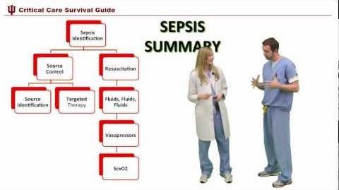 Managing Sepsis in ICU