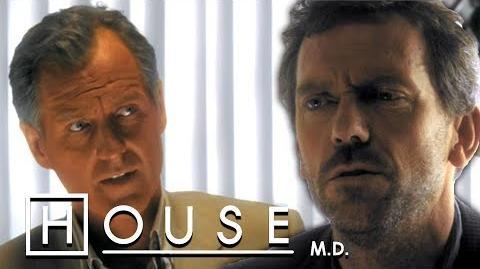 The Orange Man - House M.D