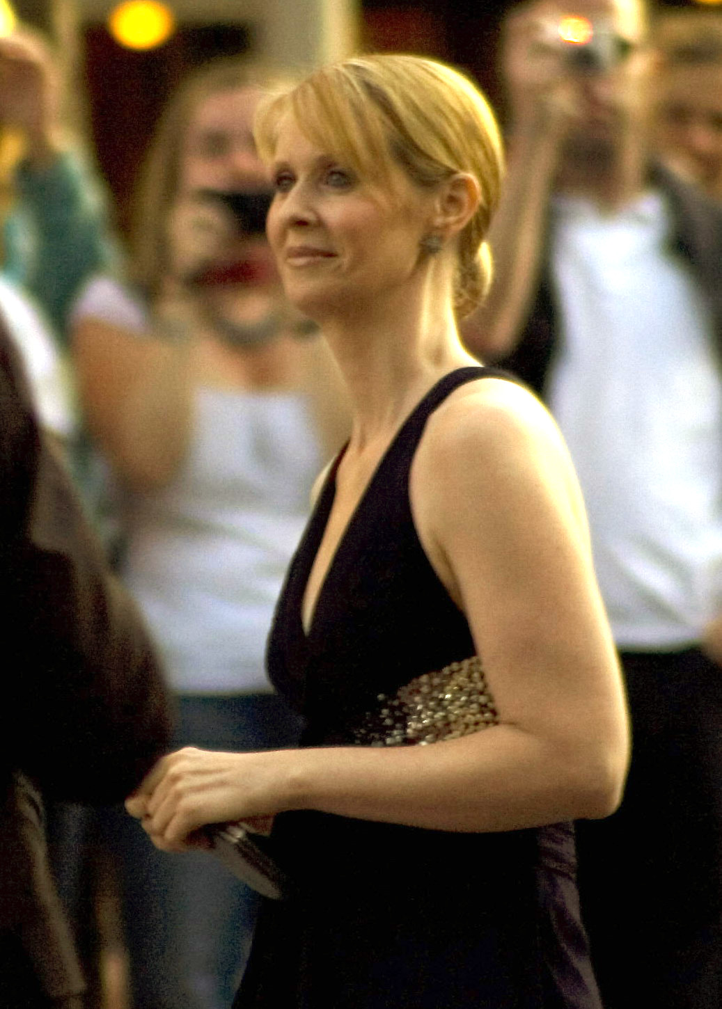 Cynthia Nixon In Sex And The City