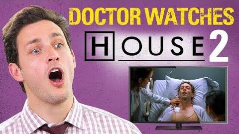Doctor Reacts to HOUSE M.D -2