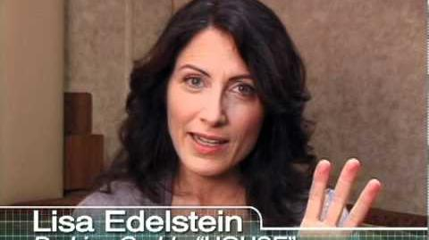 Lisa Edelstein (Dr. Lisa Cuddy) answers questions from the official House forum