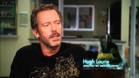 Hugh Laurie Directs The C Word